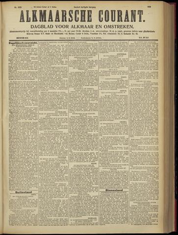Alkmaarsche Courant 1928-07-24