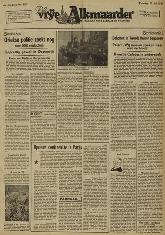 De Vrije Alkmaarder 1947-07-12