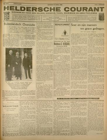 Heldersche Courant 1935-04-13