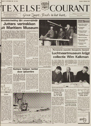 Texelsche Courant 1996-02-02