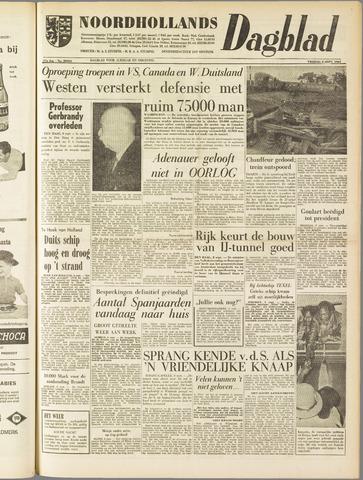 Noordhollands Dagblad : dagblad voor Alkmaar en omgeving 1961-09-08