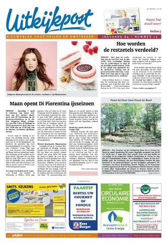 Uitkijkpost : nieuwsblad voor Heiloo e.o. 2018-03-28