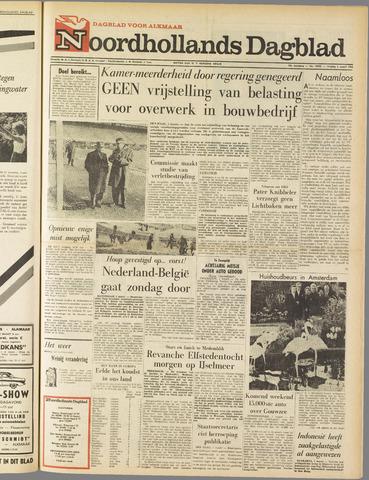 Noordhollands Dagblad : dagblad voor Alkmaar en omgeving 1963-03-01