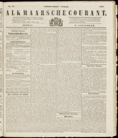 Alkmaarsche Courant 1876-09-17