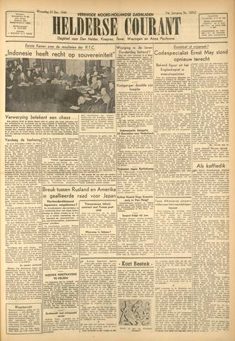 Heldersche Courant 1949-12-21