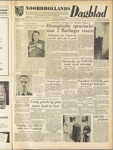 Noordhollands Dagblad : dagblad voor Alkmaar en omgeving 1958-03-31