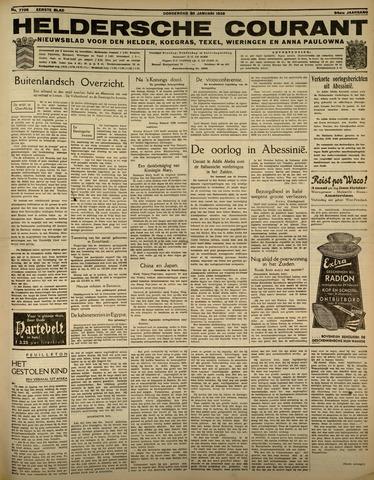 Heldersche Courant 1936-01-30