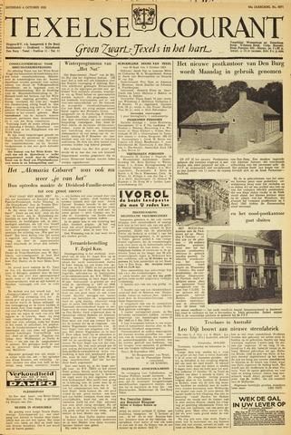 Texelsche Courant 1952-10-04