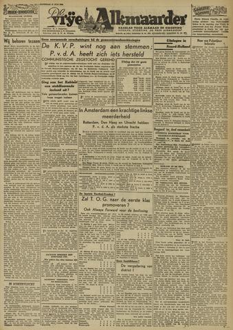 De Vrije Alkmaarder 1946-07-27