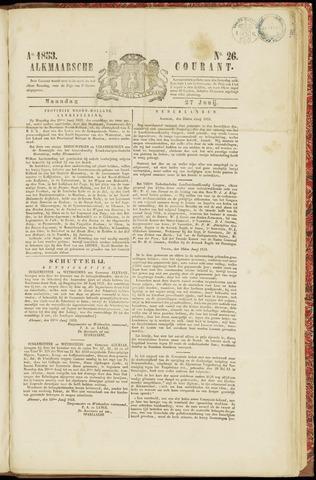 Alkmaarsche Courant 1853-06-27