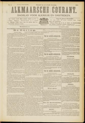 Alkmaarsche Courant 1915-01-06