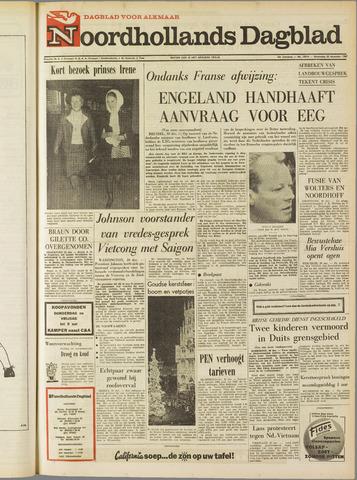Noordhollands Dagblad : dagblad voor Alkmaar en omgeving 1967-12-20