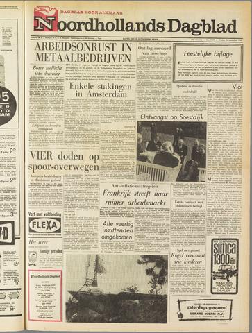 Noordhollands Dagblad : dagblad voor Alkmaar en omgeving 1963-09-13
