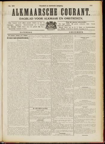 Alkmaarsche Courant 1911-12-09