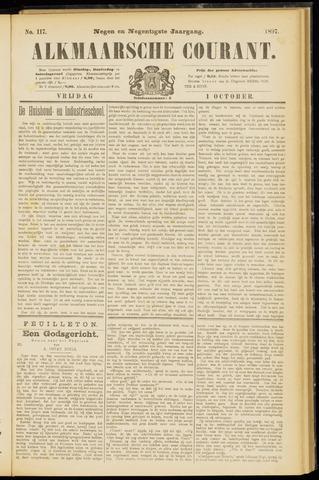 Alkmaarsche Courant 1897-10-01
