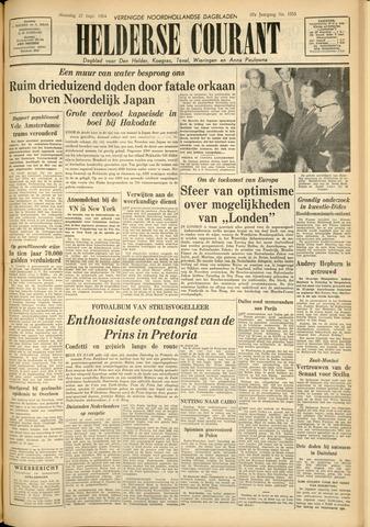 Heldersche Courant 1954-09-28