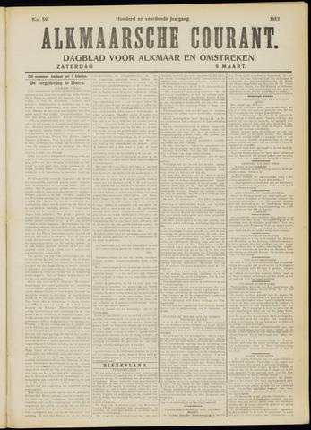 Alkmaarsche Courant 1912-03-09
