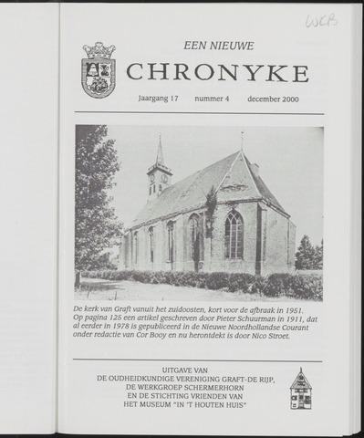 Een Nieuwe Chronyke van het Schermereiland 2000-12-01