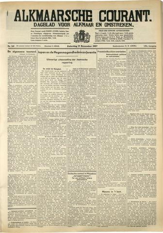 Alkmaarsche Courant 1937-11-13
