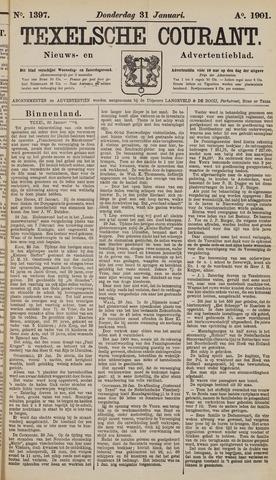 Texelsche Courant 1901-01-31
