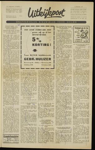 Uitkijkpost : nieuwsblad voor Heiloo e.o. 1959