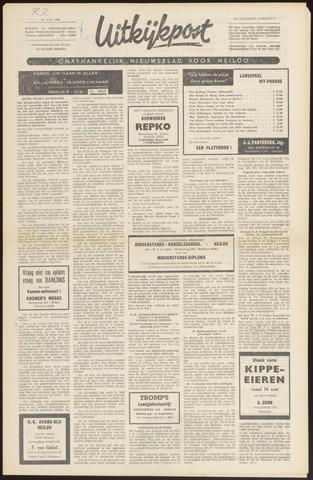 Uitkijkpost : nieuwsblad voor Heiloo e.o. 1966-07-21