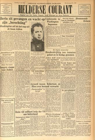 Heldersche Courant 1953-07-11