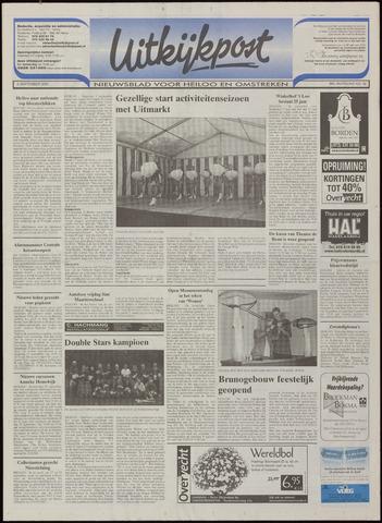 Uitkijkpost : nieuwsblad voor Heiloo e.o. 2001-09-05