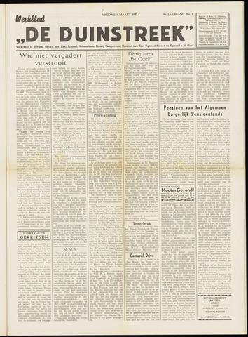 De Duinstreek 1957-03-01