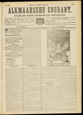 Alkmaarsche Courant 1912-12-19