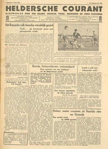Heldersche Courant 1946-07-09