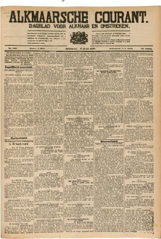 Alkmaarsche Courant 1930-06-17