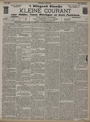 Vliegend blaadje : nieuws- en advertentiebode voor Den Helder 1909-05-05