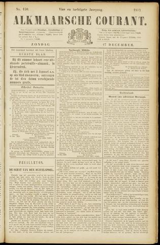 Alkmaarsche Courant 1882-12-17