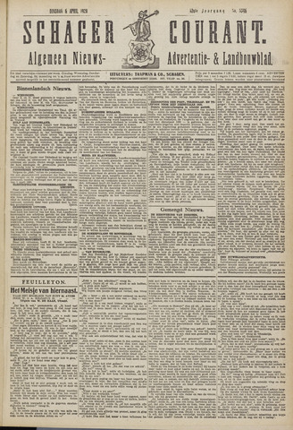 Schager Courant 1920-04-06
