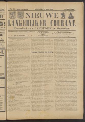 Nieuwe Langedijker Courant 1922-05-11