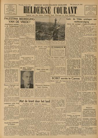 Heldersche Courant 1948-07-14