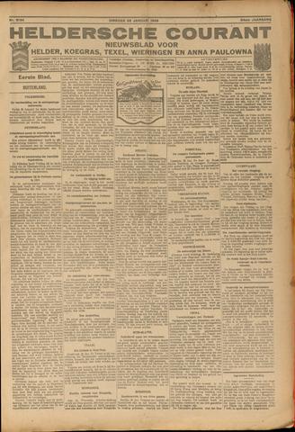 Heldersche Courant 1926-01-26