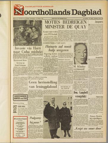 Noordhollands Dagblad : dagblad voor Alkmaar en omgeving 1967-01-04