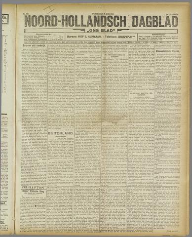 Ons Blad : katholiek nieuwsblad voor N-H 1921-06-09