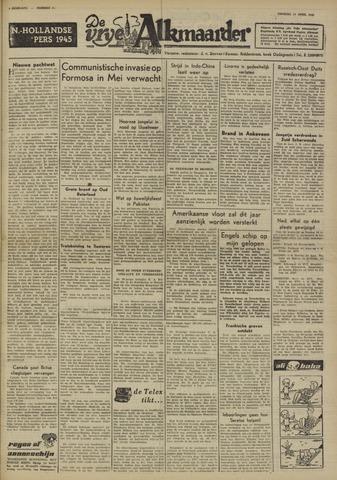 De Vrije Alkmaarder 1950-04-11