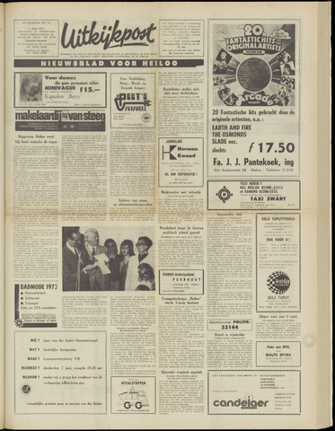 Uitkijkpost : nieuwsblad voor Heiloo e.o. 1973-06-06