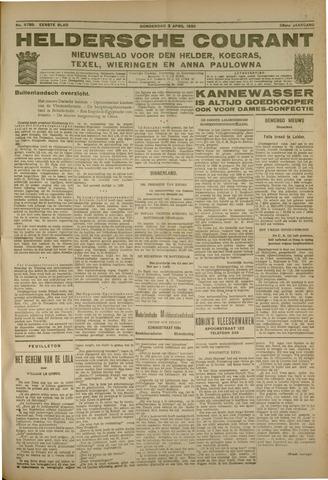 Heldersche Courant 1930-04-03