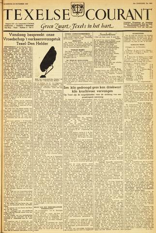 Texelsche Courant 1950-11-29