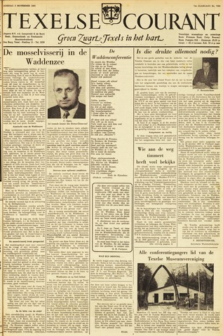 Texelsche Courant 1960-11-09