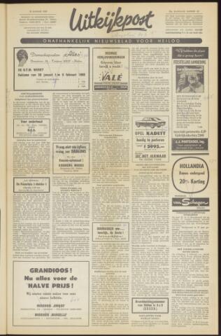 Uitkijkpost : nieuwsblad voor Heiloo e.o. 1969-01-29