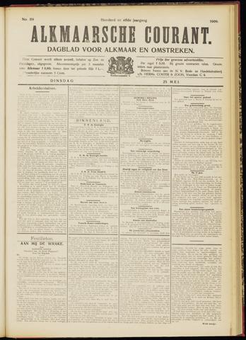 Alkmaarsche Courant 1909-05-25