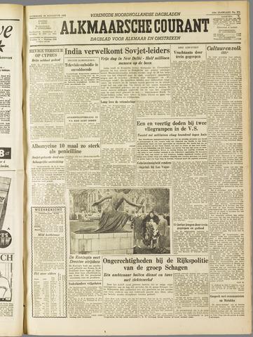 Alkmaarsche Courant 1955-11-19