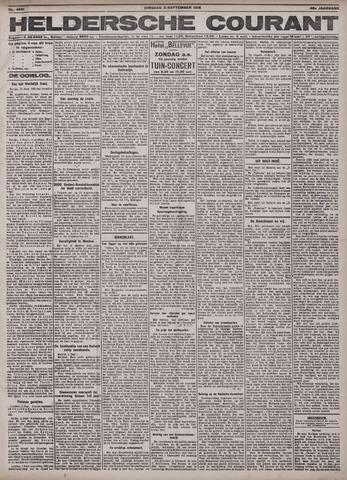 Heldersche Courant 1918-09-03