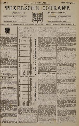 Texelsche Courant 1915-07-11